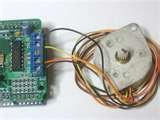 Stepper Motor Datasheet Pictures