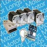 Photos of Nema 34 Stepper Motor